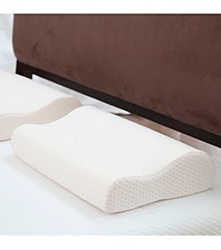 Remedy™ Deluxe Contour Pillow with Cover