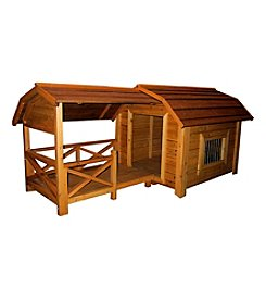 Merry Pet House The Barn Dog House