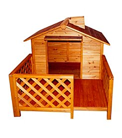 Merry Pet House The Mansion Dog House