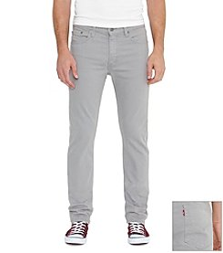 Levi's® Men's Monument Gray 513™ Slim Straight-Fit Jeans