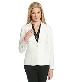 Anne Klein® Two Button Blazer