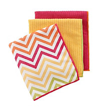 Ritz® Chevron Warm 3-pk. Bar Mop