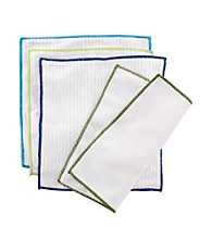 Ritz® Cool White 4-pk. Dish Cloth Towels