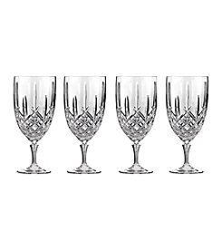 Marquis by Waterford® Markham Set of 4 Iced Beverage Glasses