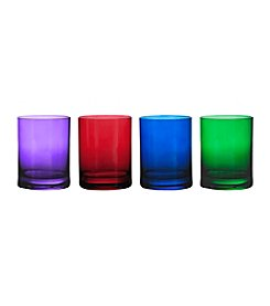 Marquis by Waterford® Vintage Jewels Set of 4 Double Old Fashioned Glass