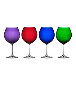 Marquis by Waterford® Vintage Jewels Aromatic Set of 4 Balloon Wine Glasses