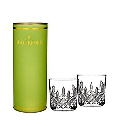Waterford® Giftology Lismore Set of 2 Tumblers