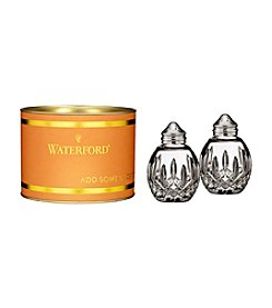 Waterford® Giftology Lismore Round Salt and Pepper Set