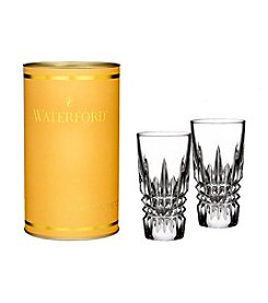 Waterford® Giftology Lismore Diamond Set of 2 Shot Glasses