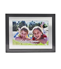MKT@Home Bonn Black with Metal Mat Picture Frame