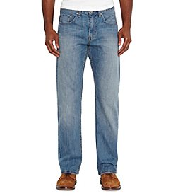 Levi's® Men's Wellington Blue Big & Tall 559™ Relaxed Straight-Fit Jeans