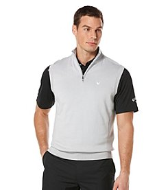 Callaway® Men's High Rise 1/4 Zip Mock Sweater