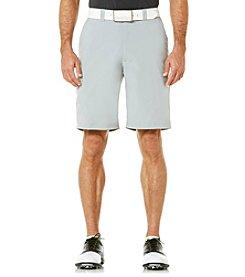 PGA TOUR® Men's Sleet Solid Tech Cargo Shorts