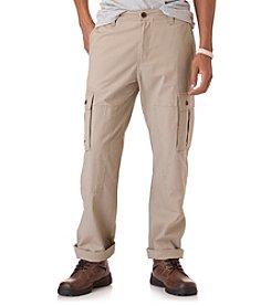 Chaps® Men's Rugged Built-Up Cargo Pants