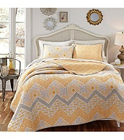 KD Spain Sunnyside 3-pc. Quilt Set