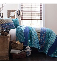 Lush Decor Royal Empire Peacock 3-pc. Quilt Set