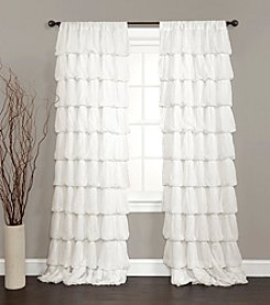 Lush Decor Olivia Window Curtain