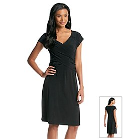 Notations® Solid B-Slim Dress
