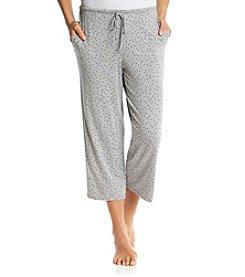 Ellen Tracy® Knit Pajama Capri