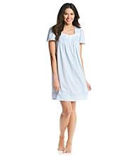 Aria® Short Knit Gown - Blue Gep
