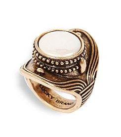 Lucky Brand® Goldtone Pearl Ring