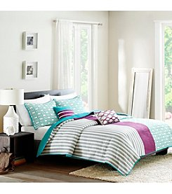 Intelligent Design Vivi 5-pc. Coverlet Set