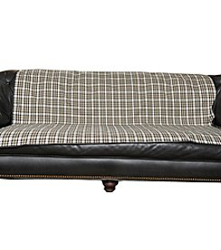 Carolina Pet Company Versatile Luxurious Watchman Plaid Throw