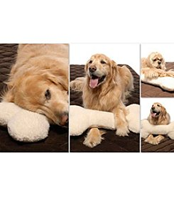 Carolina Pet Company Bone Pillow Toy