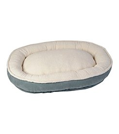 Carolina Pet Company Cloud Sherpa and Faux Suede Comfy Cup®