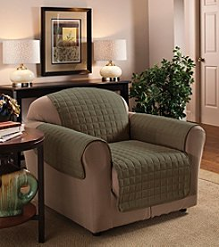 Innovative Textiles Microfiber Solid Chair Slipcover