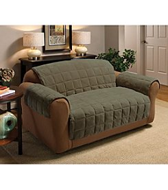 Innovative Textiles Plush Loveseat or Sofa Slipcover