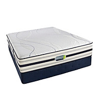 Beautyrest Recharge Connoisseur Hybrid Fairway Lane Luxury Firm Mattress & Box Spring Set