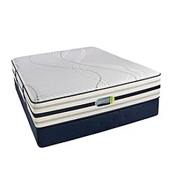 Beautyrest Recharge Connoisseur Hybrid Ketch Court Luxury Firm Mattress & Box Spring Set