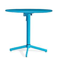 Zuo Modern Big Wave Round Folding Table
