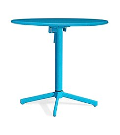 Zuo Modern Big Wave Round Folding Table