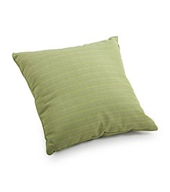 Zuo Modern Apple Green Linen Outdoor Pillow