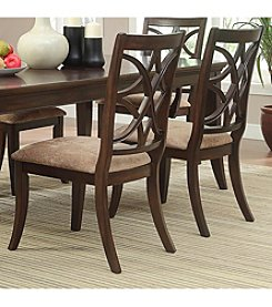 Home Interior Set of 2 Davidson Side Chairs