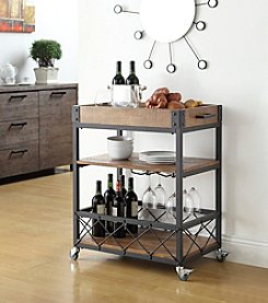 Home Interior Patton Bar Cart