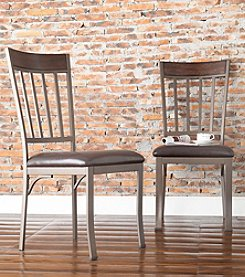 Home Interior Set of 2 Crestwell Side Chairs