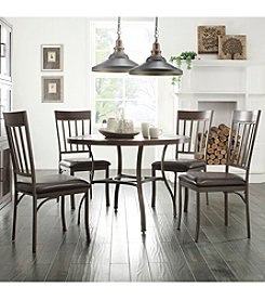Home Interior Crestwell 5-pc. Dining Set