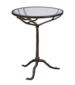 Uttermost Sadira Cast Iron Accent Table