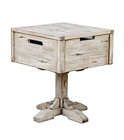Uttermost Denham Wooden Accent Table