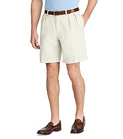 Polo Ralph Lauren® Men's Classic-Fit Pleated Chino Shorts