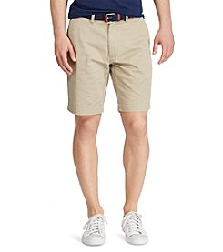 Polo Ralph Lauren® Men's Classic-Fit Flat-Front Chino Shorts