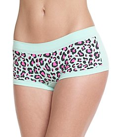 B intimates Mint Pink Seamless Boyshorts