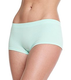 B intimates Mint Seamless Boyshorts