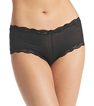 Maidenform® Cheeky Scalloped Lace Hipster