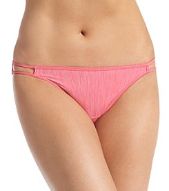 Vanity Fair® Body Shine Illumination® Jane Grey Pink String Bikini