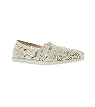 """Bobs from Skechers® """"Labyrinth"""" Lace Flats"""