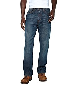 Levi's® Men's Range Blue Big & Tall 550™ Relaxed-Fit Jeans